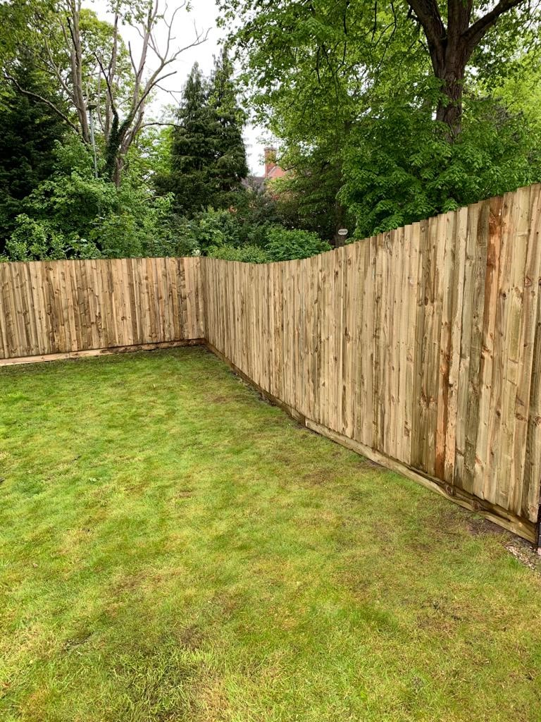 Residential Fencing featured image